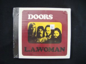 CD The Doors - LA Woman