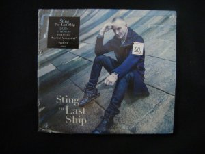 CD Sting - The Last Ship