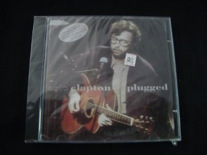 CD Eric Clapton - Unplugged