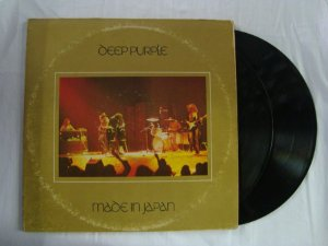Disco de vinil - Deep Purple - Made in Japan - Imp. Duplo