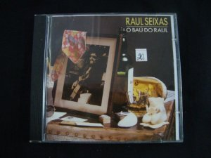 CD Raul Seixas - O Baú do Raul