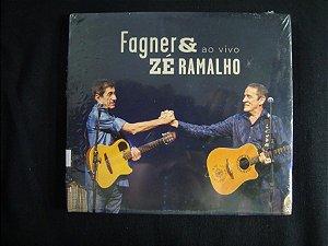 CD Fagner e Zé Ramalho - Ao Vivo