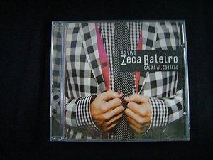 CD Zeca Baleiro - Ao vivo - Calma aí, coração