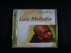 CD Luiz Melodia - Dois CD's Bis