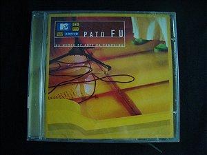 CD Patu Fu - No museu de arte da pampulha