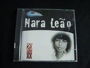 CD Nara Leão - Coletânea Millennium