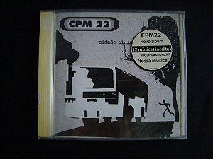 CD CPM 22 - Cidade Cinza