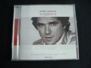 CD Jerry Adriani - Maxximum Coletânea
