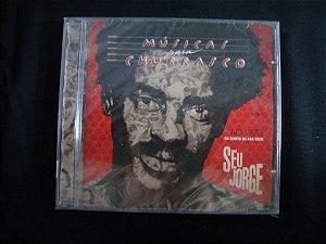 CD Seu Jorge - Música para Churrasco - Ao vivo