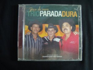 CD Trio Parada Dura - Taça de Ouro