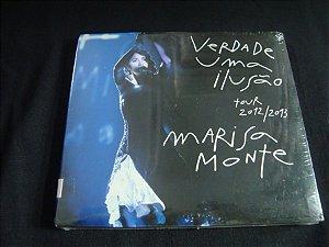 CD Marisa Monte - Verdade, uma ilusão - Tour 2012/13