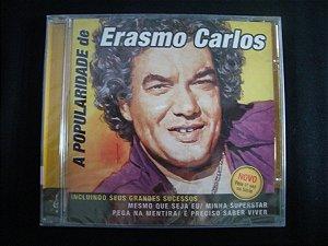 CD Erasmo Carlos - A Popularidade de Erasmo Carlos