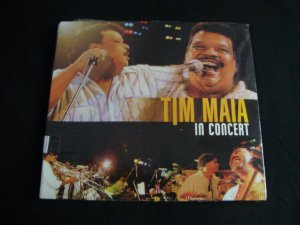 CD Tim Maia - In Concert