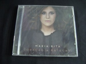 CD Maria Rita - Coração a Batucar