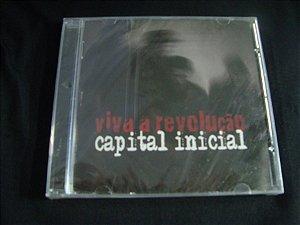 CD Capital Inicial - Viva a revolução