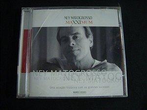 CD Ney Matogrosso - Coletânea Maxximum