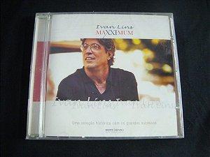 CD Ivan Lins - Maxximum Coletânea