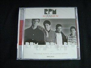 CD RPM - Coletânea Maxximum
