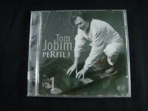 CD Tom Jobim - Perfil - Vol. 1
