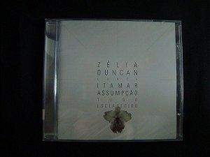 CD Zélia Duncan - Canta Itamar Assumpção - Tudo Esclarecido