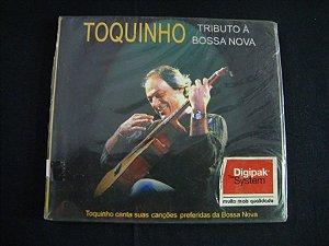 CD Toquinho - Tributo à bossa nova