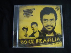 CD Rock Brasília - Trilha sonora do FIlme - Era de Ouro