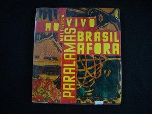 CD Paralamas do Sucesso - Brasil Afora - Ao vivo Multishow