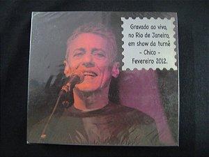 CD Chico Buarque - Ao vivo no Rio de Janeiro - Carreira