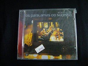 CD Os Paralamas do Sucesso - Acústico MTV