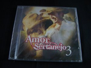 CD Amor Sertanejo Volume 3
