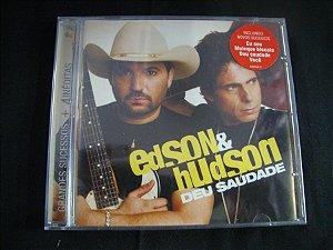 CD Edson & Hudson - Deu Saudade