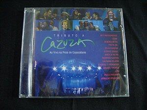 CD Tributo a Cazuza - Ao vivo na praia de Copacabana