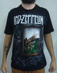 Camiseta Led Zeppelin 4