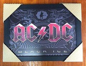 Quadro AC DC - Black Ice