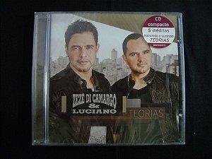 CD Zezé di Camargo & Luciano - Teorias
