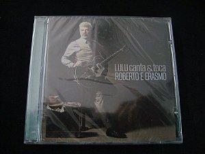 CD Lulu Santos canta e toca Roberto e Erasmo