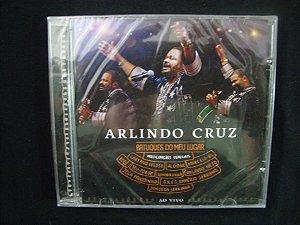 CD Arlindo Cruz - Batuques do meu lugar