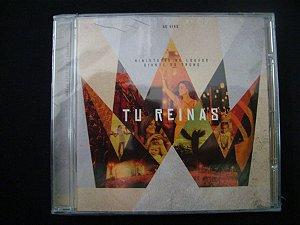 CD Diante do Trono - Tu Reinas