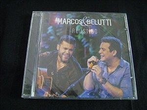 CD Marcos & Belutti - Acústico