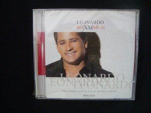 CD Leonardo - Coletânea Maxximum