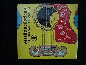 CD Emerson Nogueira - Versão Acústica 4