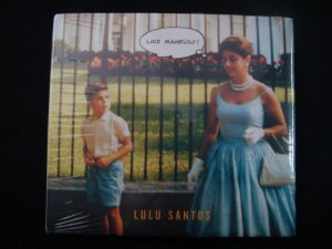 CD Lulu Santos - Luiz Maurício!