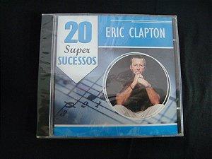 CD Eric Clapton - 20 super sucessos