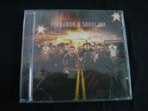 CD Fernando & Sorocaba - Homens e Anjos