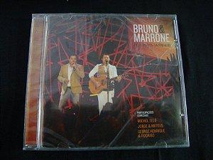 CD Bruno & Marrone - Pela porta da frente
