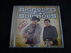 CD Rionegro & Solimões - Virou Festa!