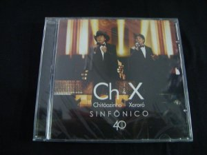 CD Chitãozinho & Chororó - Sinfônico 40 anos