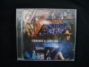 CD Fernando & Sorocaba - Sinta essa experiência