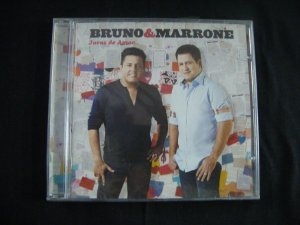 CD Bruno & Marrone - Juras de Amor