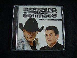 CD Rionegro & Solimões - O cowboy vai te pegar